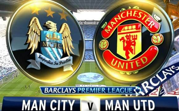 manchester united vs manchester city record